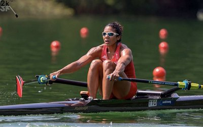 T&T rower Chow qualifies for Tokyo Olympics